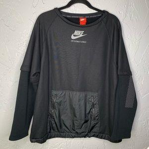 Nike International Men's Long Sleeve Tee